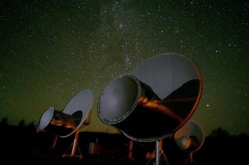 SETI Alien Array