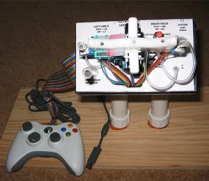 Quadriplegic gaming Controler