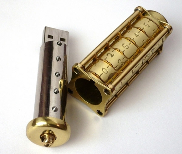 flashdrive Cryptex