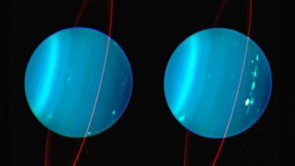 Uranus Explosion