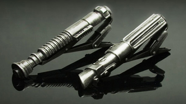 Light Saber Tie Tacks: The Best Tie Tacks In The World