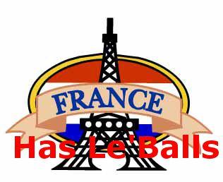 France has balls