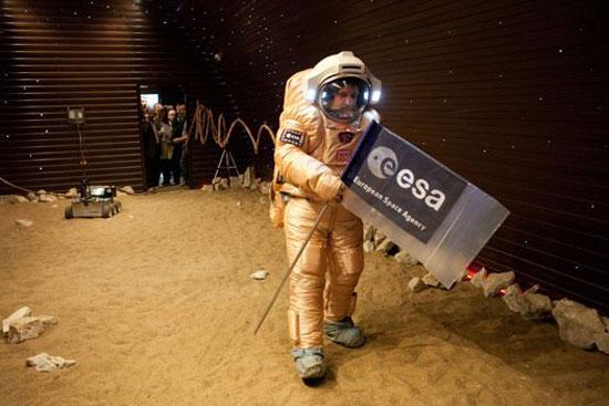 Mars 500 Mission