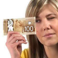 canadian plastic bills