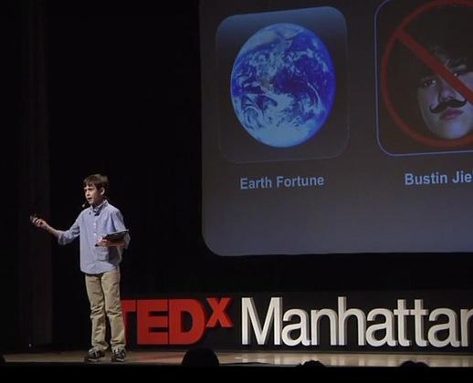 Thomas at TEDx