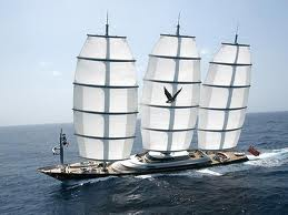 Largest Sail Boat