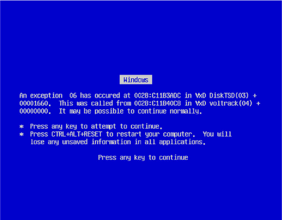 Ошибка windows script host windows 10 - 96a9a
