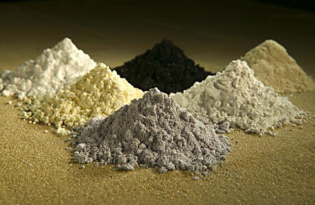 rare earth materials