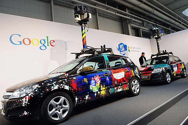 How To Get Hired For The Google Maps Street View Car